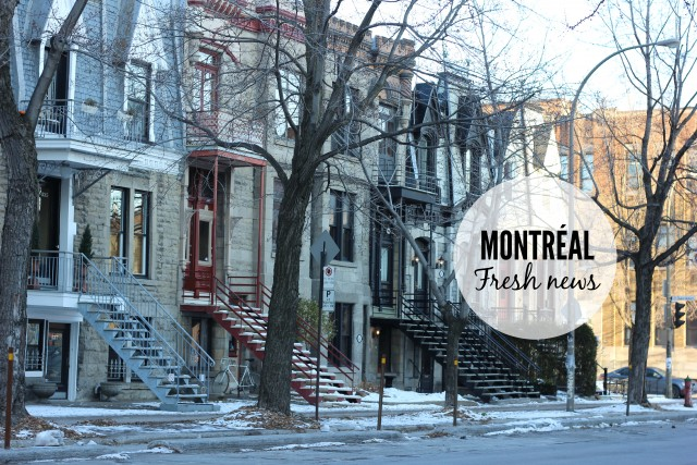 Montreal fresh news
