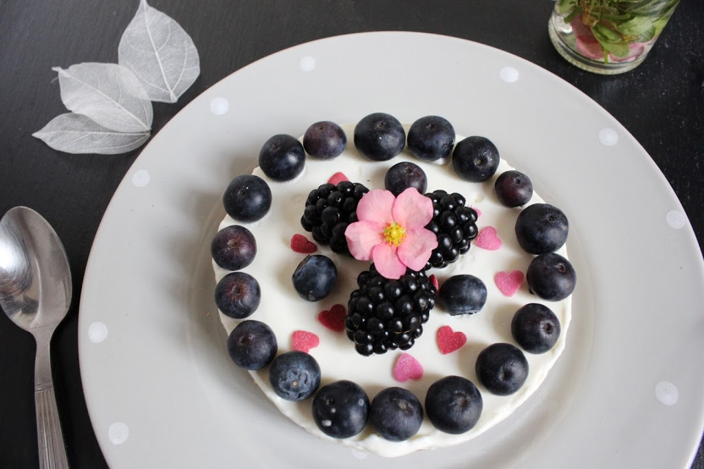 Recette de cheese cake facile sur Oh lovely place
